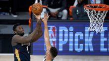 Vorsprung verspielt! Pelicans verlieren mit Zion zum NBA-Restart