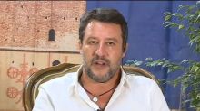 """""""Spesi per campagne elettori"""", il leader del Carroccio sullo spinoso tema dei fondi del partito"""