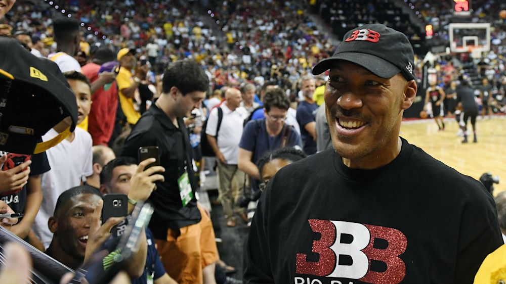 LaVar Ball plans to design his own Big Baller Brand $1,500 shoe