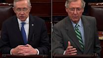 """Reid, McConnell """"optimistic"""" about budget deal this week"""