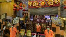 Macau gambling revenue has tanked 80% in 2020 due to pandemic