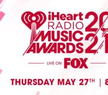 "Usher to Host and Perform During the 2021 ""iHeartRadio Music Awards"" on Thursday, May 27 Live on FOX"