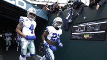 Cowboys' Elliott in 'best shape of his life' heading into '21 season, per Prescott