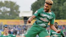 After leaving Arsenal for Werder Bremen Gnabry is showing is showing his potential