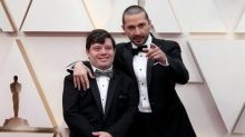 'Shia LaBeouf didn't laugh at my son at Oscars', says mother of actor with Down's syndrome