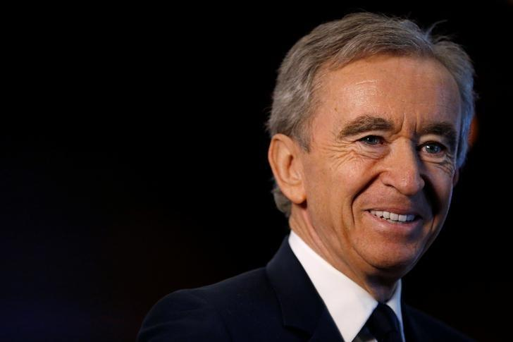 LVMH's Arnault swoops to take full control of Christian Dior