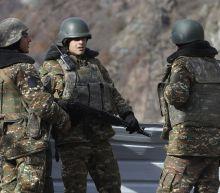 Azerbaijani leader vows to revive region ceded by Armenia