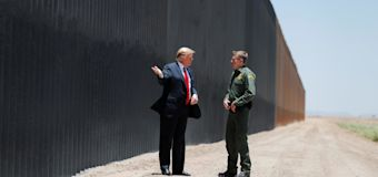 Trump rushes to expand border wall. Is it here to stay?