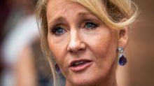 Rowling says she didn't mean to like transphobic tweet