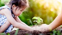 12 things for the whole family to do for Earth Day at home