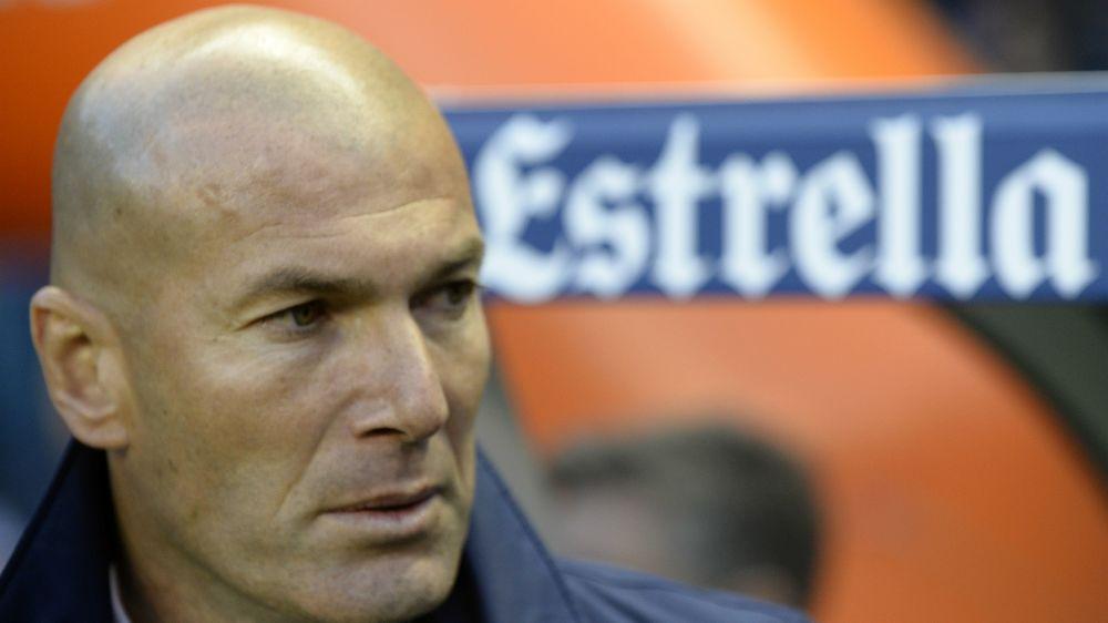 """Zidane: """"Es bonito ganar en los últimos diez minutos...es excitante"""""""
