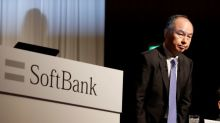 SoftBank seen booking 75% first-quarter profit drop as it returns to profitability
