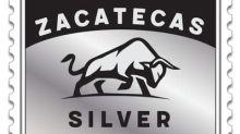 Zacatecas Silver Announces DTC Eligibility