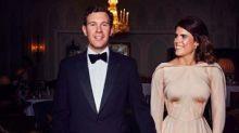 Princess Eugenie chose Zac Posen for her private wedding dinner