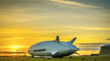La mayor aeronave del mundo tiene suites privadas, restaurante y vistas panorámicas a bordo