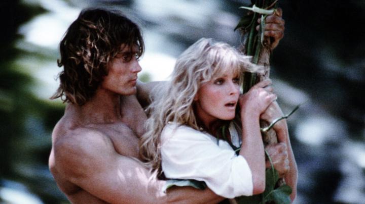 Bo Derek reveals her near-death lion attack on 'Tarzan'