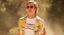 Nadie puede decirle a Brad Pitt cómo hacer una escena sexi, ni siquiera Quentin Tarantino