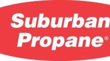 Suburban Propane Named Finalist in 22nd Annual S&P Global Platts Global Energy Awards
