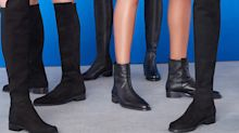 Stuart Weitzman Expands Boot Width Sizes for Fall