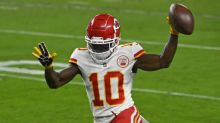 Chiefs' big offensive performances balance out shortcomings
