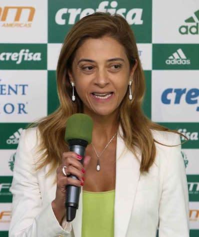 Eleição é aprovada, e Leila Pereira assume vaga no Conselho do Verdão