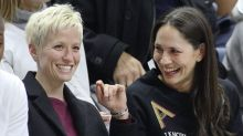 WNBA legend Sue Bird: 'I'm gay,' and U.S. soccer star Megan Rapinoe is my girlfriend