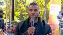 Jason Derulo's message to people impacted by Harvey: 'We all stand with you'