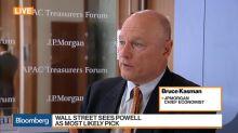 JPMorgan's Kasman Says Global Economy Is Normalizing