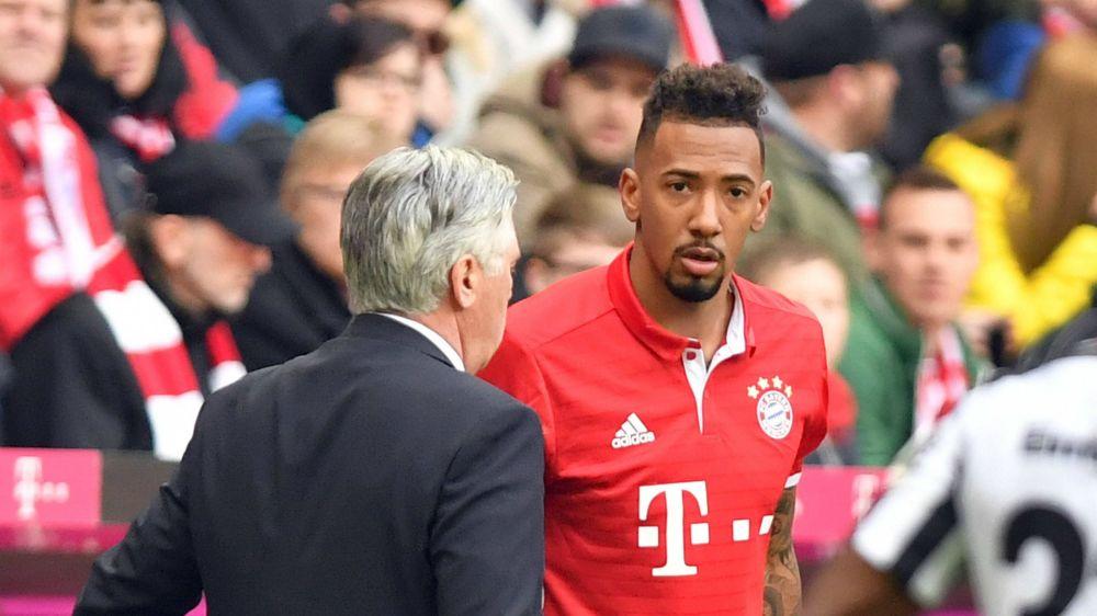 """Jerome Boateng: """"Vielleicht hat Ancelotti mich zu wenig gesehen"""""""