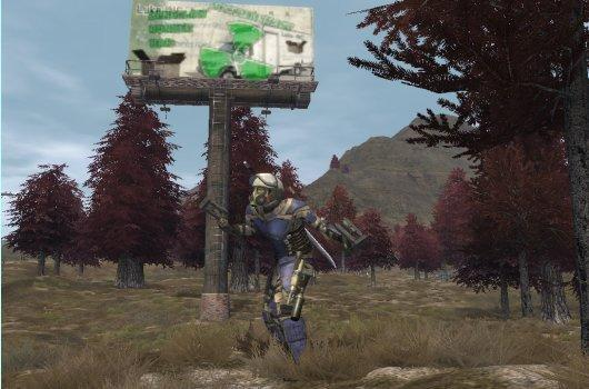 Wasteland Diaries: Glad to be back