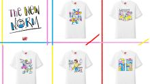 Uniqlo's new T-shirt designs illustrate Singapore's new normal