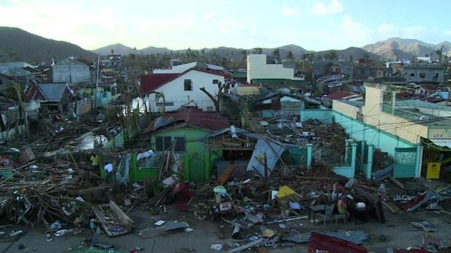More than 10,000 feared dead in typhoon-ravaged Philippines