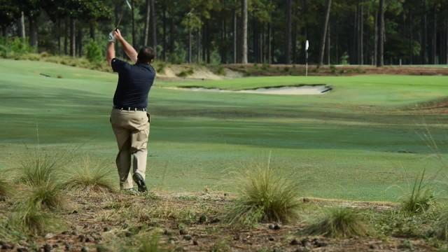 Major Championships - Lessons From Pinehurst: Escaping Waste Areas
