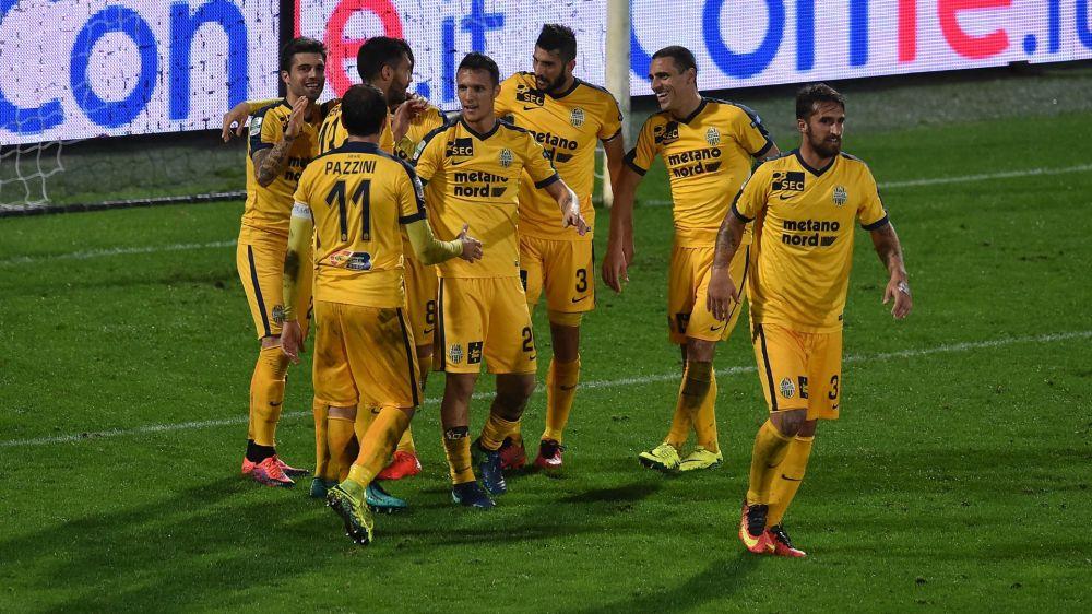 Perugia-Verona 1-1: Dezi serve un assist alla SPAL