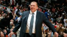 NBA Knicks make Thibodeau hiring as new coach
