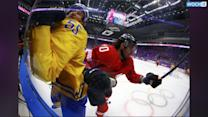 Short-handed Sweden Beats Switzerland 1-0 (Yahoo Sports)