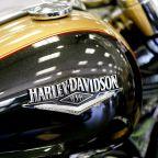 Harley-Davidson meets 3Q profit forecasts