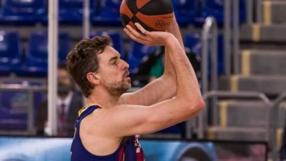 Basket - Euroligue (H) - Le Barça de Pau Gasol favori des play-offs d'Euroligue