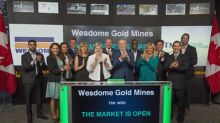 Wesdome Gold Mines Ltd. Opens the Market
