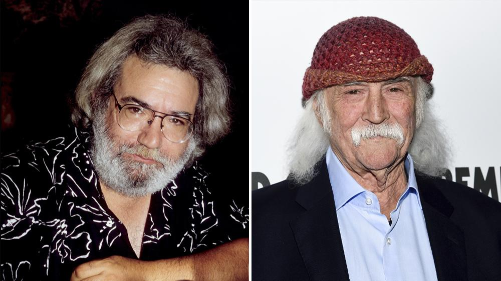 David Crosby Remembers Jerry Garcia: 'He Did Not Play for Money — He Was Chasing the Notes'