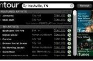 Widget Watch: OnTour - know when your favorite iTunes artists are in town