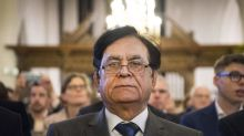 Pakistani lawyer who represented Asia Bibi says he faces threats to his life