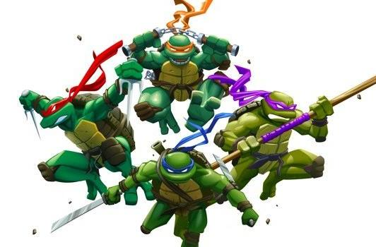 TMNT Arcade Attack assails DS this holiday