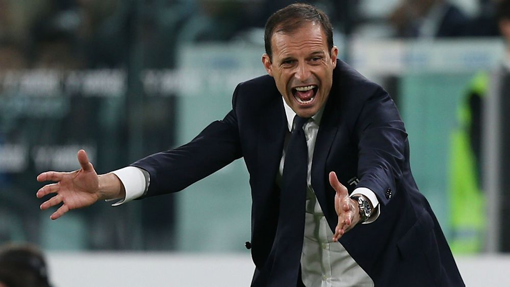Allegri thanks Mandzukic for red card in Udinese rout