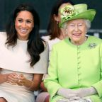 Meghan Markle Will Reportedly Celebrate Her Birthday With the Queen