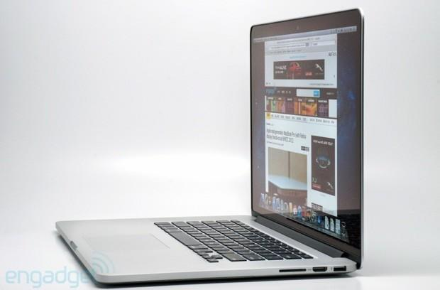 How would you change the 15-inch MacBook Pro with Retina Display?