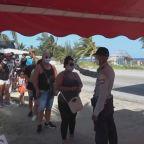 Cuba sees record surge in coronavirus cases