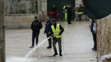 Israeli forces kill suspect armed with knife: police