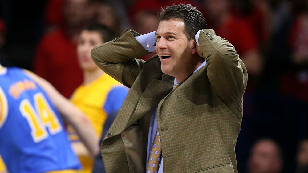 UCLA coach Steve Alford won't refute report of Indiana offer