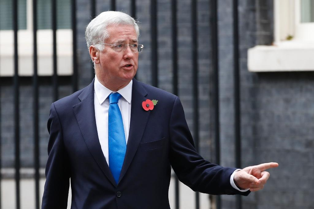 Michael Fallon quit as Britain's defence secretary over allegations of misconduct
